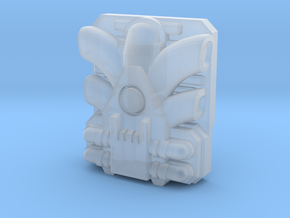 Giga PowerMaster Engine (Titans Return) in Smooth Fine Detail Plastic