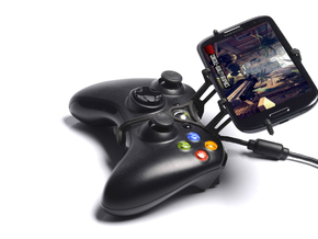 Xbox 360 controller & Xiaomi Redmi 4 (China) - Fro in Black Natural Versatile Plastic