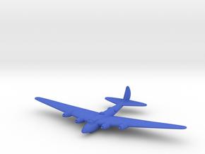 XB-15 in Blue Processed Versatile Plastic: 1:350