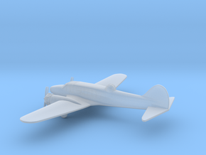 Avro Anson I in Smooth Fine Detail Plastic: 6mm
