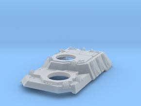 Heavy Transport Conversion in Smooth Fine Detail Plastic