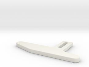 RA GUMMER FOLDER GUIDE V3 in White Strong & Flexible