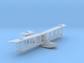 Curtiss HS-2L in Smooth Fine Detail Plastic: 1:288