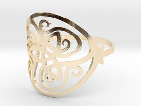Beautiful Ring in 14K Yellow Gold
