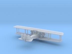 A.E.G. G.II (Triple Rudder) in Smooth Fine Detail Plastic: 1:285