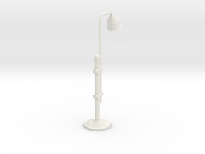 Mini_Desk_Lamp in White Natural Versatile Plastic