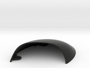 Sideswipe Cowl Rh in Black Natural Versatile Plastic