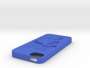 iphone dragon game of throne  in Blue Processed Versatile Plastic