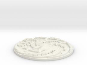 house targaryen game of thrones in White Natural Versatile Plastic