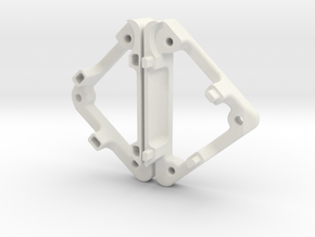 Thigh x1 in White Natural Versatile Plastic