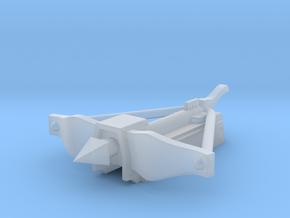 Crossbow Gun Attachment in Smoothest Fine Detail Plastic