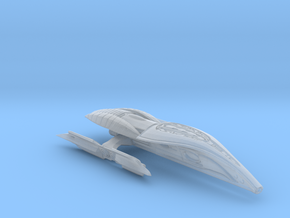 yautja_Cruiser in Smooth Fine Detail Plastic