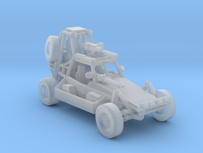 Desert Patrol Vehicle v2 1:160 scale in Smooth Fine Detail Plastic