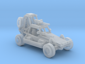Desert Patrol Vehicle v2 1:220 scale in Smooth Fine Detail Plastic