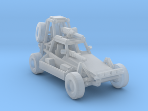 Desert Patrol Vehicle v2 1:285 scale in Smoothest Fine Detail Plastic