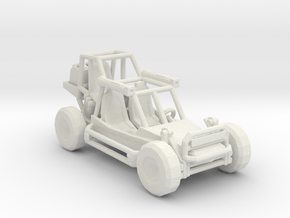 Light Strike Vehicle v1 1:220 scale in White Strong & Flexible