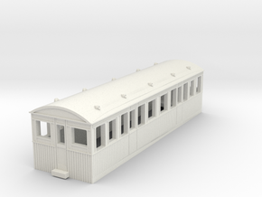 o-148-lor-32ft-trailer-coach in White Natural Versatile Plastic