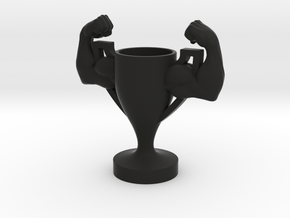 Trophy Arm Strong Muscle in Black Strong & Flexible