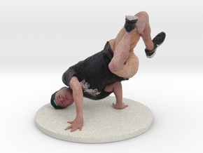 Scanned Dancer - Breaking 780 in Full Color Sandstone