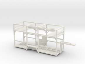 central park racked ride trailer in White Natural Versatile Plastic