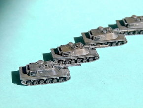MBT-70 / Kampfpanzer 70 1/285 6mm in Smooth Fine Detail Plastic