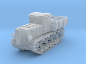 Komintern Tractor (1:144) in Smooth Fine Detail Plastic