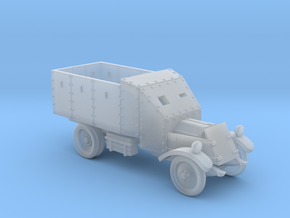 Lancia Armoured Truck 1921 (1:144) in Smooth Fine Detail Plastic