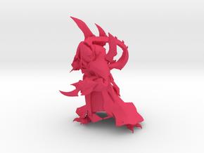 1/24 Alarak Dashing Attack in Pink Processed Versatile Plastic