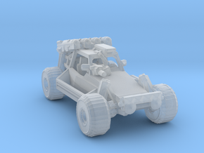 Advance Light Strike Vehicle v3 1:160 scale in Smooth Fine Detail Plastic