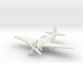 Kawanishi N1K1-J Shiden (George) 1/200 in White Natural Versatile Plastic