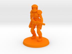 Bounty Hunter 'Veruca Assault' in Orange Processed Versatile Plastic