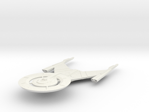Discovery Class  Cruiser in White Natural Versatile Plastic