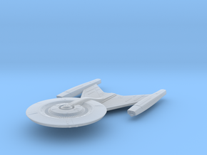 """USS Discovery 7.3"""" in Smooth Fine Detail Plastic"""