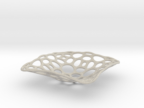 bowl_honey_wire_smooth in Natural Sandstone
