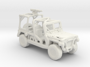 M1161 Growler v2 1:160 scale in White Strong & Flexible
