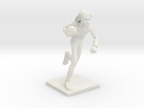 Darkelves 01 - Runner in White Strong & Flexible
