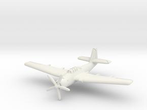 Fairey Spearfish 1/285 6mm in White Natural Versatile Plastic