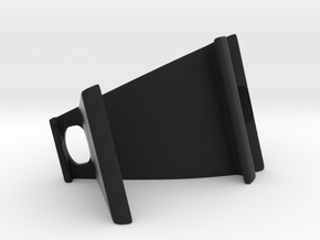 Support Smartphone in Black Natural Versatile Plastic