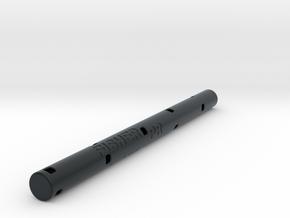 Adapter: Fisher PR to Uni SXR-80 in Black Hi-Def Acrylate