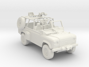 U.S. Army Ranger RSOV v1 1:160 scale in White Natural Versatile Plastic