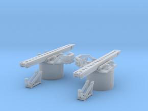 1/350 DKM Hipper Seaplane Catapult Set in Smooth Fine Detail Plastic