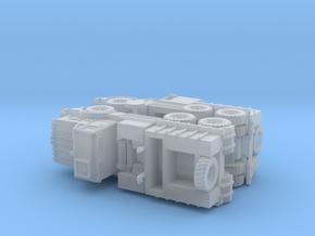 Thornycroft Antar Mk. 2 Tractor 1/220 in Smoothest Fine Detail Plastic