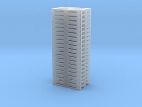 Europaletten 20er Stapel - 1:120 in Smooth Fine Detail Plastic