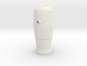 1/60 Bornes d'incendie / Fire hydrant in White Strong & Flexible