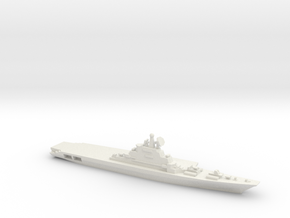 Kiev-Class Carrier, 1/1200 in White Natural Versatile Plastic