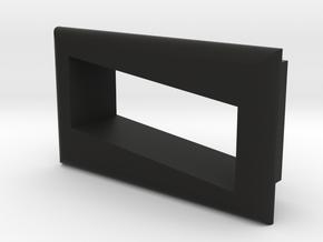 Cutco Woodblock Scissors Insert in Black Natural Versatile Plastic