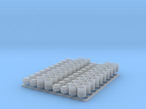 20xSatz Sprinter Felgen 18 Loch in Smooth Fine Detail Plastic