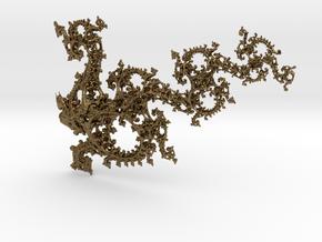 Jk Dragon in Natural Bronze