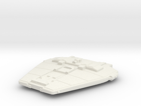 3125 Scale Maesron Frigate (FF) MGL in White Strong & Flexible