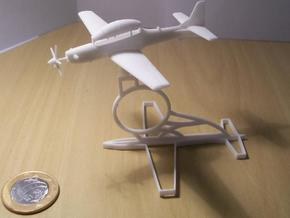 003B Super Tucano with Base 1/144 in White Natural Versatile Plastic